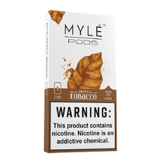 The Best MYLE Pods Sweet Tobacco