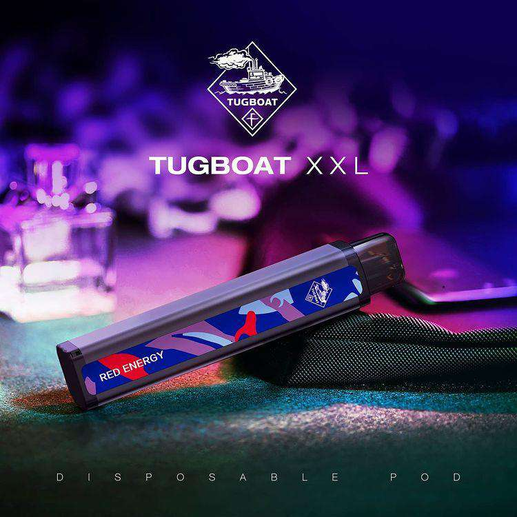 Tugboat XXL Disposable Device