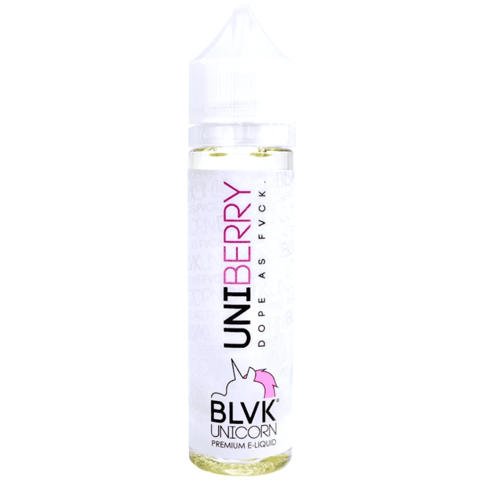UniBerry E-Liquid by BLVK Unicorn