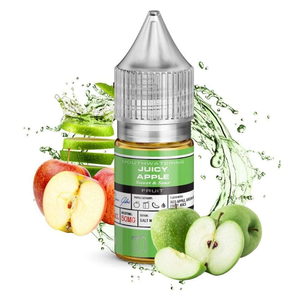 Basix Nic Salts - Juicy Apple 1