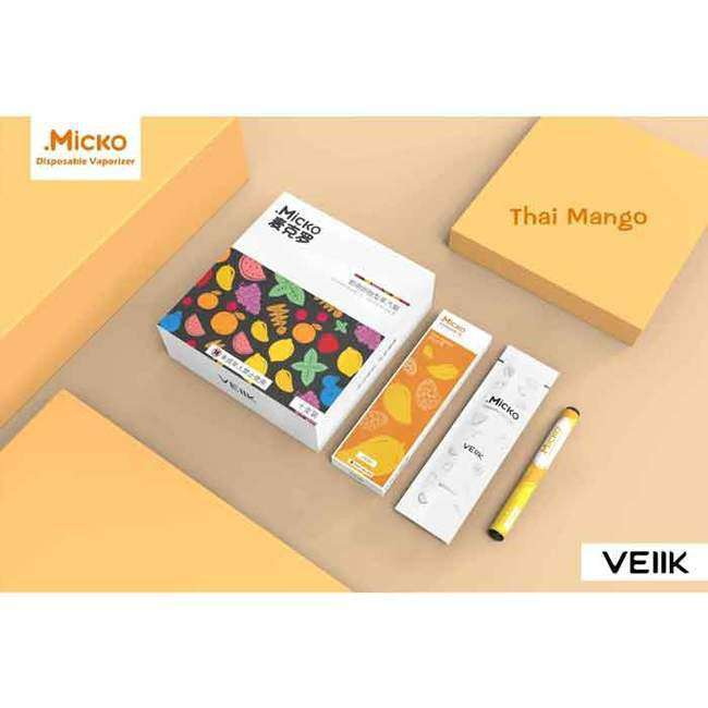 Micko disposable electronic cigarettes