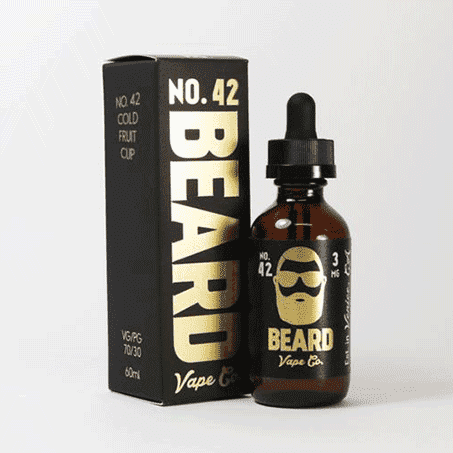 No 42 - Beard Vape Co - Gulf Vapors