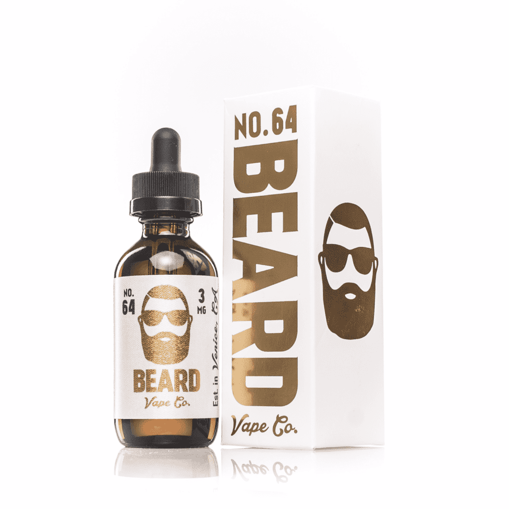 No 64 - Beard Vape Co - Gulf Vapors