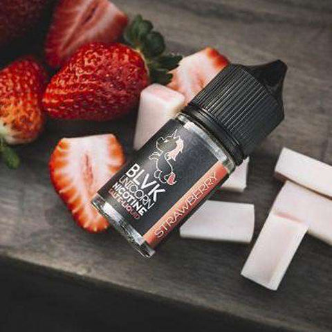 STRAWBERRY NICOTINE SALT - BLVK Unicorn