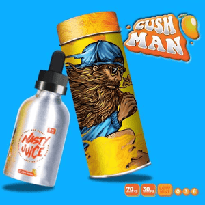 Cush Man - Nasty Juice