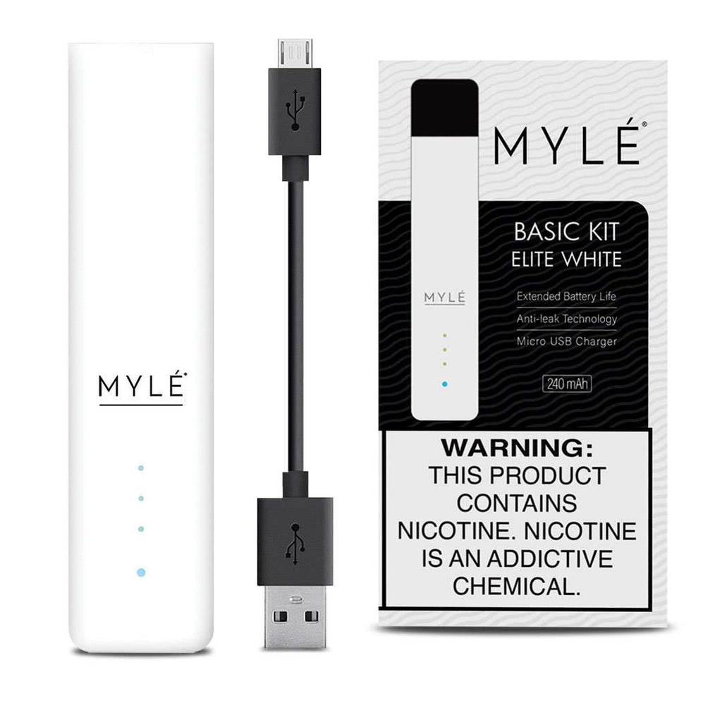 MYLÉ Device V.4 - Elite White