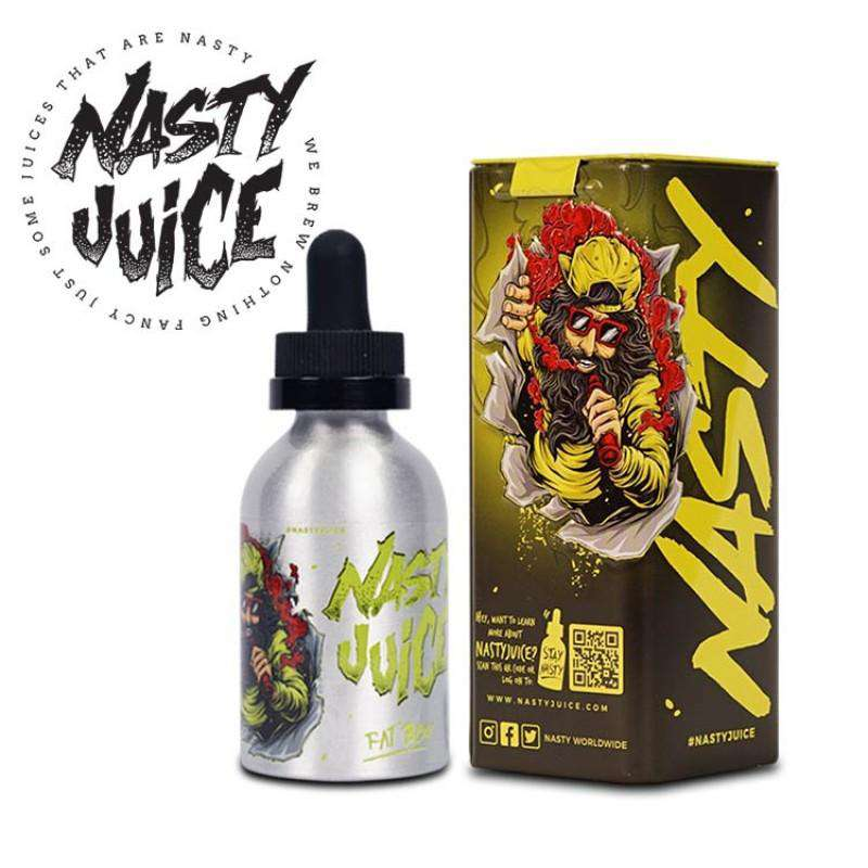 Nasty Juice - Fat Boy [ 60 ML ] - Gulf Vapors