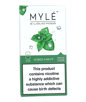 MYLE ICED MINT Pods