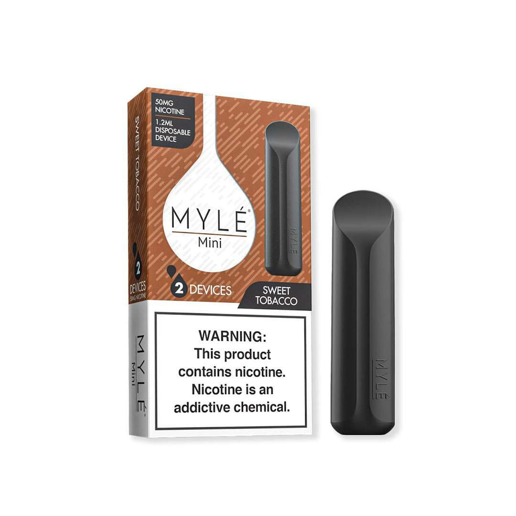 MYLE Mini – Sweet Tobacco Disposable Device img2