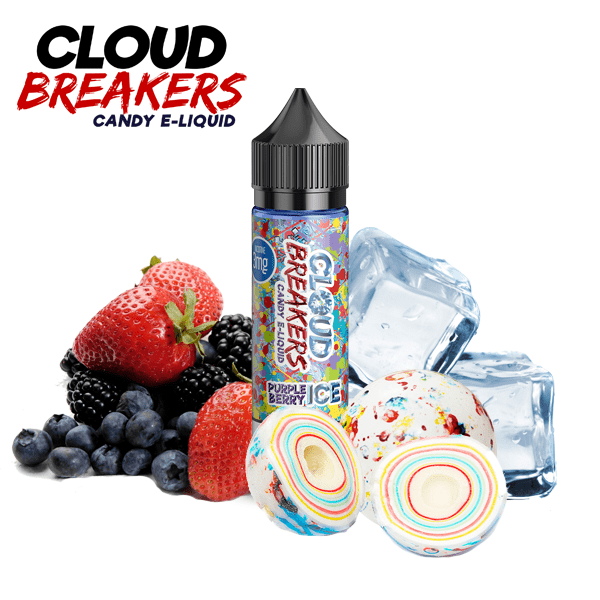 PURPLE BERRY ICE by Cloud Breakers Candy
