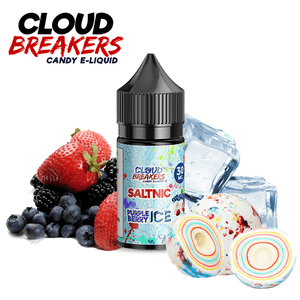 PURPLE BERRY ICE SaltNic - Cloud Breakers Candy