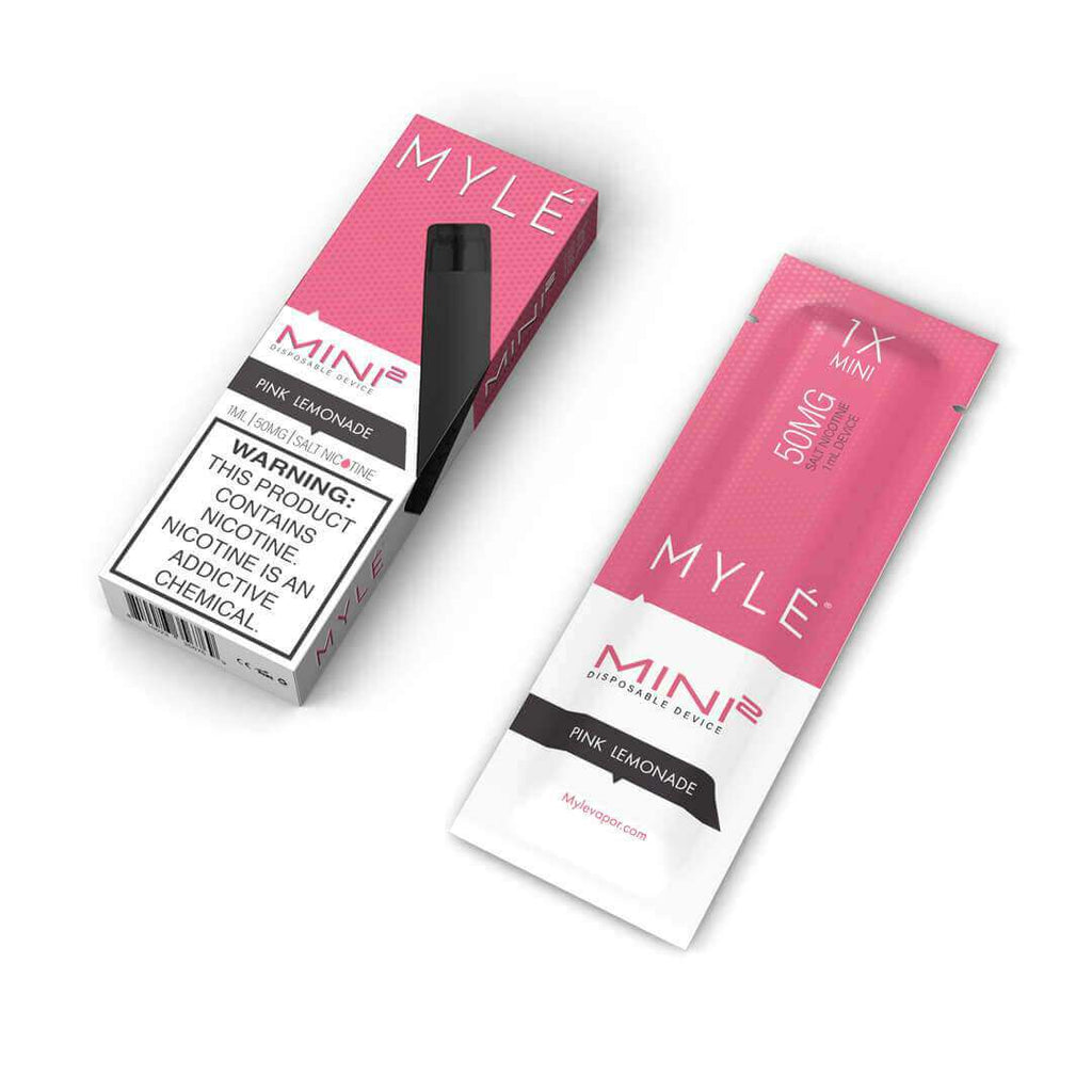 MYLÉ Mini 2 – Pink Lemonade Disposable Device