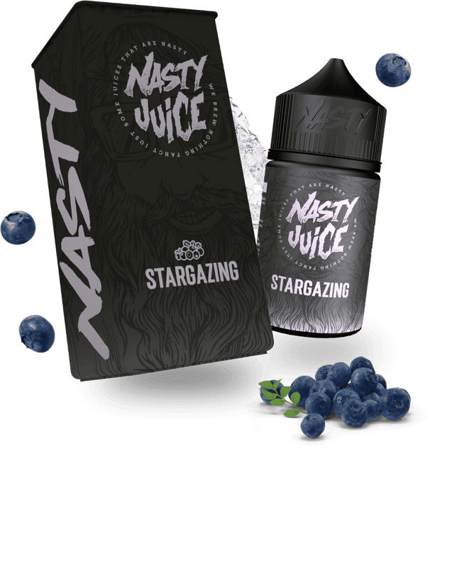 Nasty Berry – Star Gazing