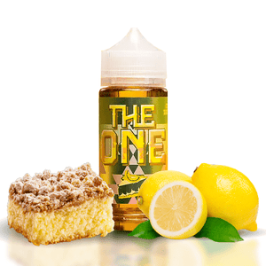 The One Lemon Crumble Cake by Beard Vape Co
