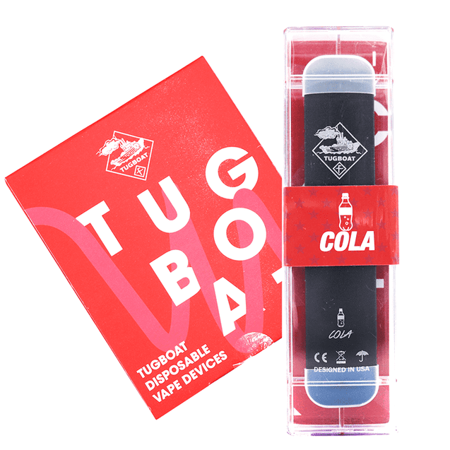 Cola - TUGBOAT V2 DISPOSABLE POD DEVICE (Pack of 3)