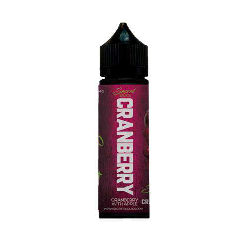 Cranberry BY Secret Sauce - Gulf Vapors