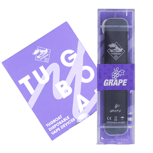 Grape - TUGBOAT V2 DISPOSABLE POD DEVICE (Pack of 3)