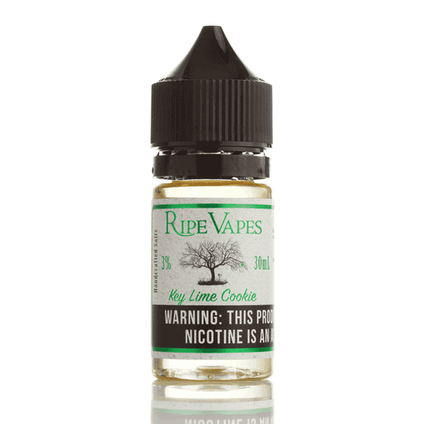 Handcrafted Saltz Key Lime Cookie - Ripe Vapes