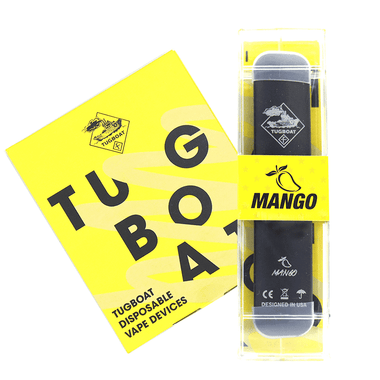 Mango - TUGBOAT V2 DISPOSABLE POD DEVICE (Pack of 3)