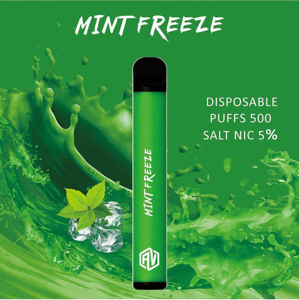 MINT FREEZE – AV DISPOSABLE