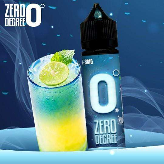 Mint Lime - Zero degree - Gulf Vapors