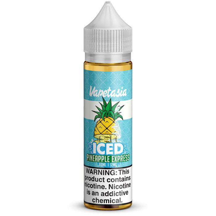 Iced Pineapple Express - VAPETASIA