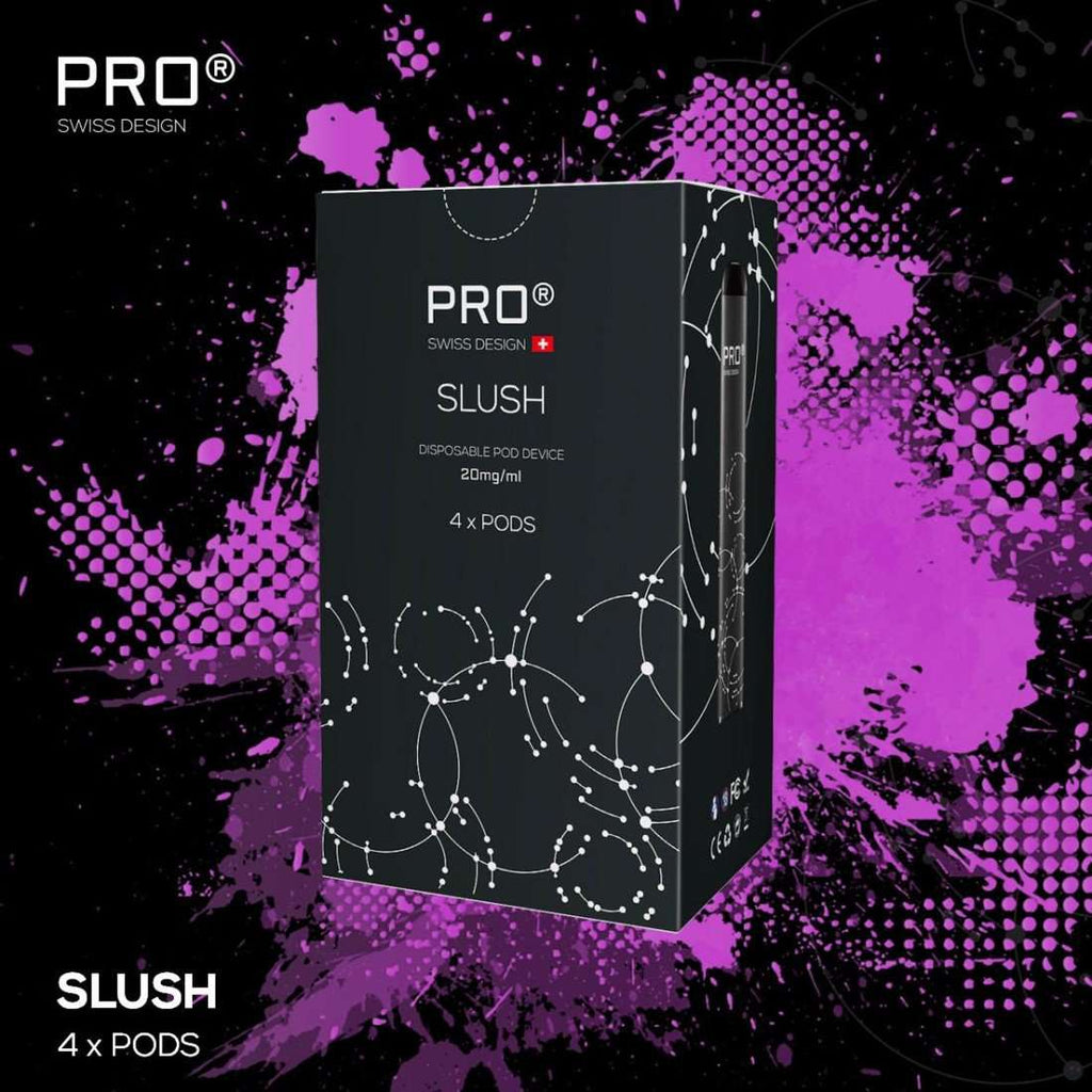 Slush - PRO CIG disposable pod device