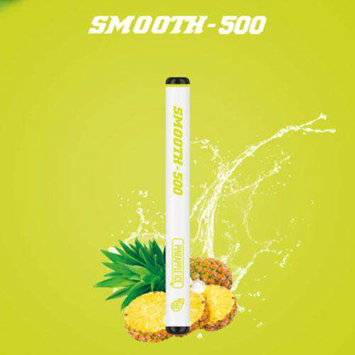 SMOOTH500 Pineapple Disposable Vape (3 Pcs Pack)