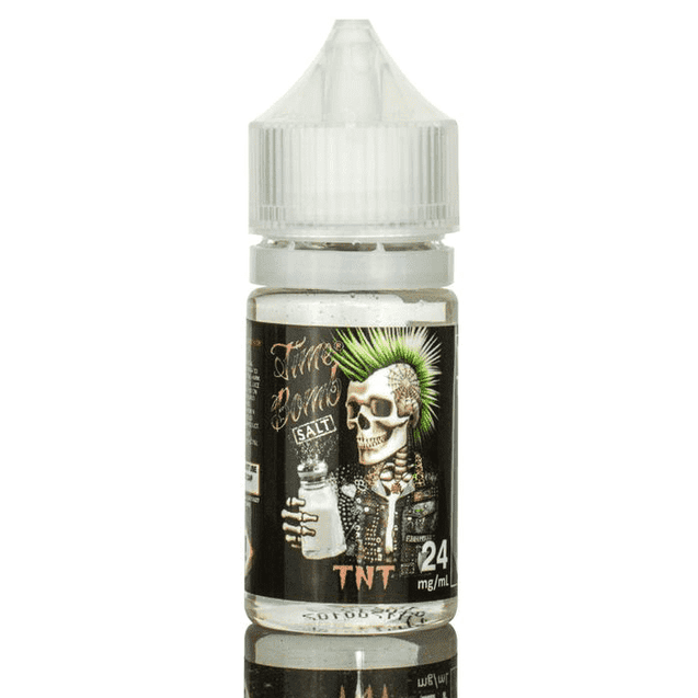 TNT - Time Bomb Salts - Gulf Vapors