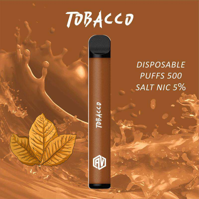 TOBACCO – AV DISPOSABLE