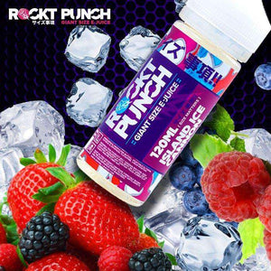 ISLAND ICE CANNON - ROCKT PUNCH - Gulf Vapors