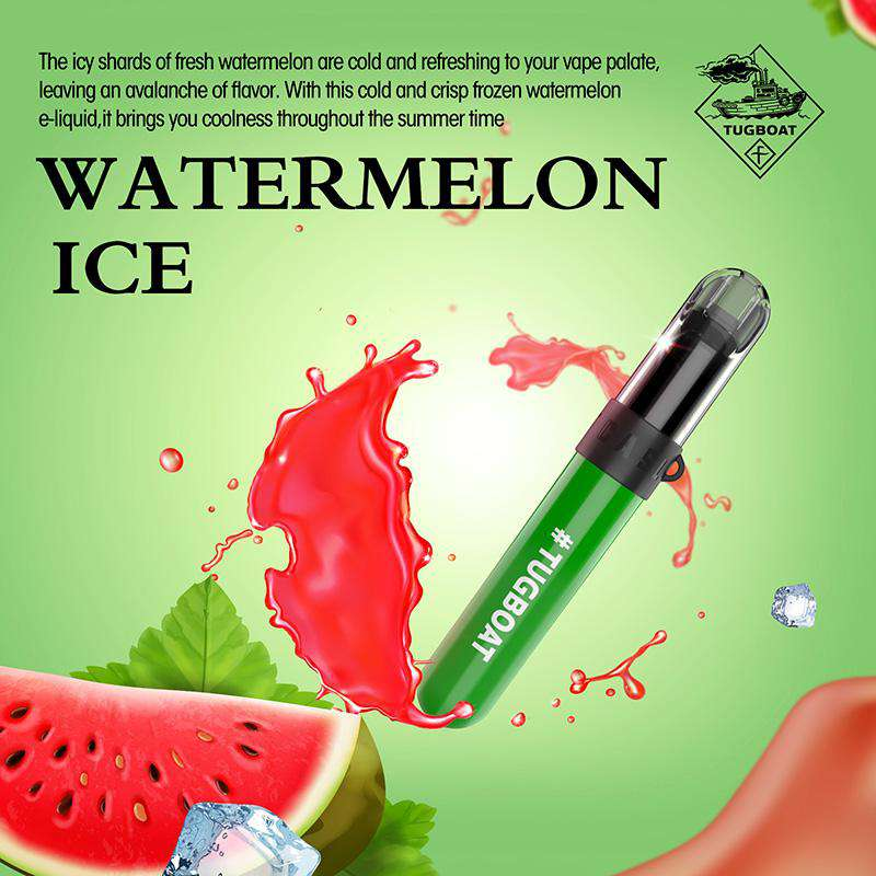 Watermelon Ice  - Tugboat v3(CASL) 3pcs/pack