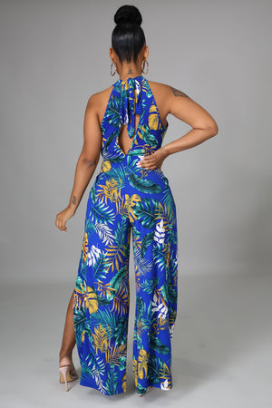 Back to Hawaii Jumpsuit