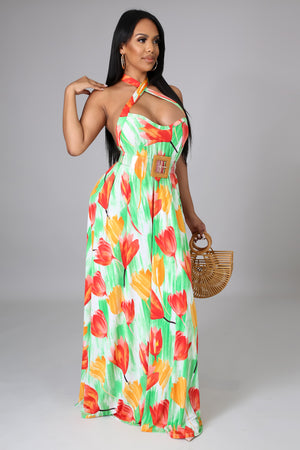 Summer Time Dress