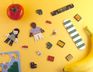 Greengrocers Playset