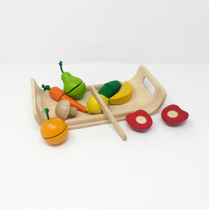 Assorted Fruit & Vegetables Set