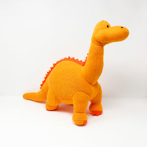 Dippy the Knitted Dinosaur – Large