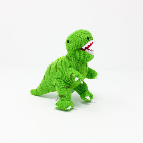 Terry the T-Rex Rattle