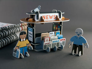 Newsstand Playset