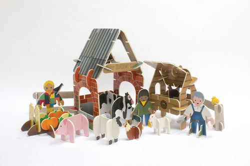 Farmyard Playset