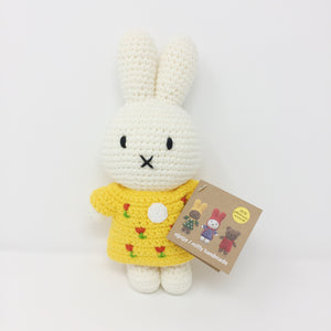 Miffy with Yellow Tulip Dress
