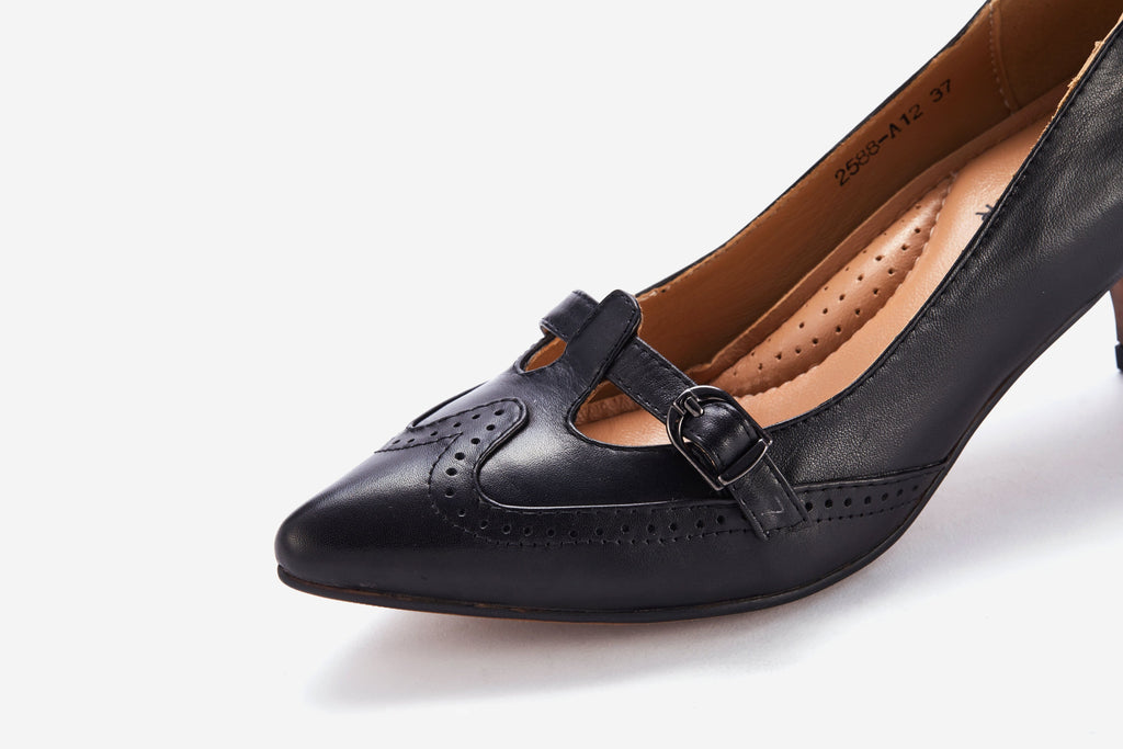 Lucca Vudor Comfort Shoes Singapore Hester 2588-A12