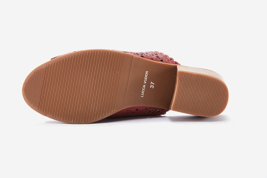 Lucca Vudor Comfort Shoes Singapore Scarlett 818-21