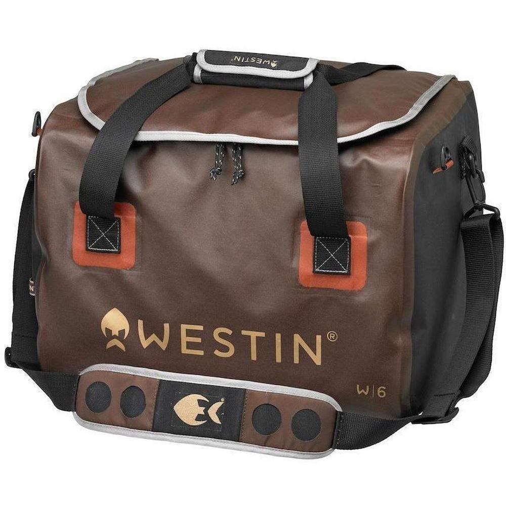 Westin W6 Boat Lurebag Grizzly Brown/Black Medium