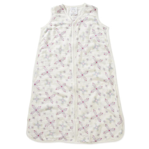 Flower Child Silky Soft Sleeping Bag by Aden and Anais