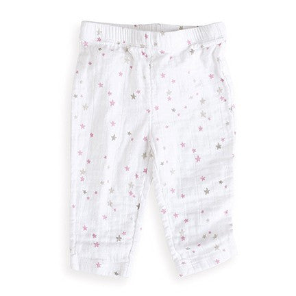 Lovely Starburst Muslin Pant by Aden and Anais