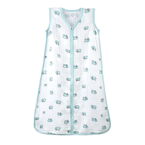 Jungle Jam Elephant Classic Sleeping Bag by Aden and Anais