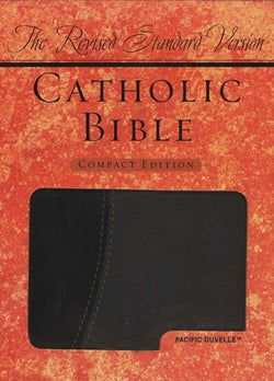 Revised Standard Version Catholic Bible (Compact Imitation Leather Edition)