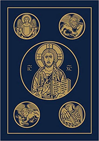 Ignatius Bible RSV (Large Print - Hardcover)