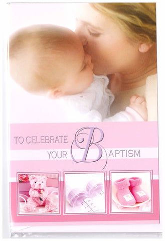 Baptism Card (Girl)
